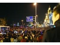 法國雜誌社遭襲、雙橡園升旗、上海踩踏事件等熱點事件述