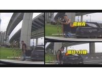 「攔車弟」抽菸露刺青 檢:這樣檔車不犯法!