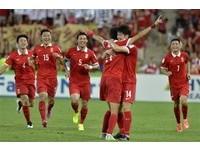亞洲盃/中國1比0擊敗沙烏地 台灣也需一場勝利的比賽