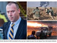 即刻救援!比國勇父親赴敘利亞 花10月帶「聖戰子」回家