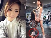 鄧紫棋穿高跟鞋重訓被批作秀 淡揭原因反讓粉絲超心疼