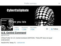 「我愛你伊斯蘭國」美軍中央司令部推特、YouTube被駭