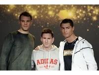 國際足球/最佳11人 德國3人入選最多