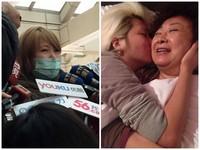 看著心跳減速...Makiyo堅強與Ma媽道別:我真的很愛您