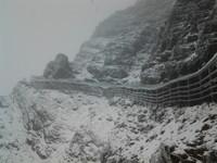冬天來了全台「有感降溫」 玉山、合歡山明後天有機會降雪