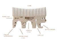 別小看一隻「刺蝟」 不只梳子還融合7大生活用品功能