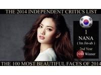 GQ/世界百大美女!韓國女團After School成員Nana獲選