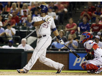 MLB/避免薪資仲裁 太空人加薪700%續簽強打卡特