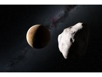 神秘天體 司琴星可能是地球誕生的殘片之一