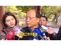 胡志強逢甲「處女秀」 330名學生瘋排上課還領號碼牌
