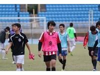 台灣足球/一心想成為足球員 港生沈彧參加奧運選拔