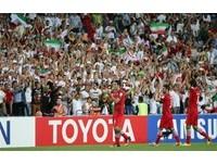 亞洲盃/自拍禁止 伊朗足協禁止球員與女性合照