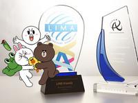 LINE熊大兔兔成為亞洲最受歡迎的品牌角色