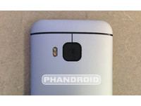 HTC Hima(M9)疑高清實機外觀曝光!恐將取消雙鏡頭設計
