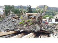 中影文化城拍片古樓坍塌 釀1死2輕重傷
