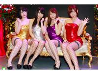 直擊/性感女優突襲台北電玩展!玩家、粉絲塞爆攤位