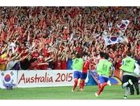 亞洲盃/提升足球水準 南韓重要賽事必請外教