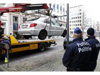 比利時「詐」彈案頻傳 美國大使館也受威脅