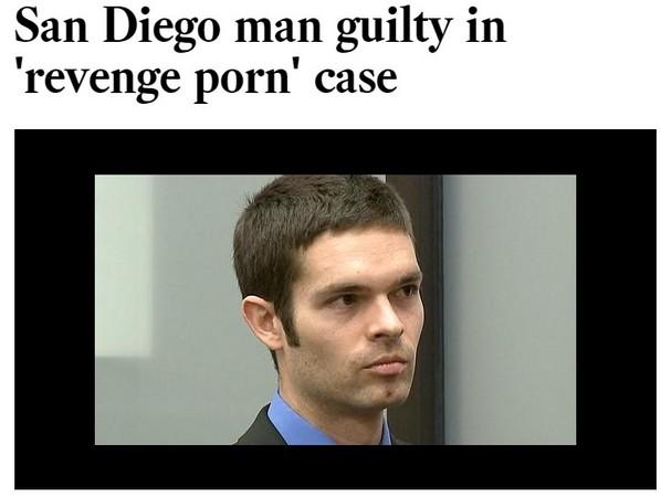 報復色情網站版主博拉爾遭到逮捕,最重將面臨24