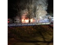 紐約火車與吉普車相撞起火 至少6人死亡