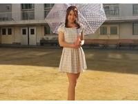 奇蹟的43歲!NHK天氣女郎中川祐子超辣水著寫真