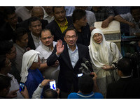 寬赦局駁回大馬前副首相請願 安華雞姦罪難出獄