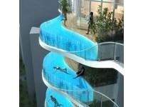 什麼!我家泳池在陽台! 世界七大驚人設計陽台