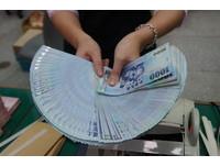 美元續弱 新台幣飆升、創2個月新高