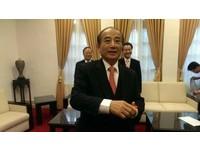 洪秀柱嗆選2016總統 王金平笑稱:會支持她