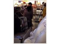 逛IKEA敦北店被男打破頭 女哭問看傻店員:怎麼不報警