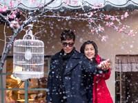 任容萱與王傳一浪漫談情狂吃雪 味道是…