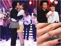 恭喜!黑人頭舞蹈老師AMay求婚成功 下跪抱回正妹女友