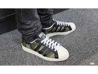 GQ/搶先開箱試穿!陳冠希與Adidas合作推出「呼吸鞋」