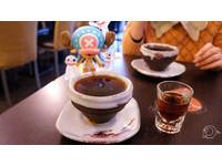 和魯夫、喬巴一起喝咖啡!捷運站旁的海賊王主題咖啡廳