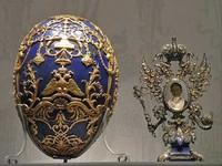 Google變身復活彩蛋 紀念彩蛋珠寶設計師