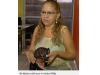 神奇內衣擋子彈 巴西婦人幸運撿回一命