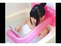 正妹使出「洗澡卡」沒法擋? 試試這絕招噁心又華麗!