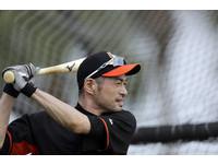 MLB/轉戰馬林魚搶先發 鈴木一朗:41歲拚出25歲之姿