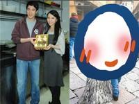 王力宏偕老婆李靚蕾遊歐洲 貼心幫背包包被讚好男人