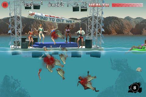 d97521 好開腥! 《3D食人魚2》遊戲APP上架