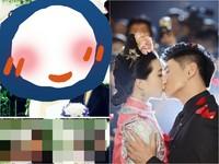 劉詩詩、吳奇隆1月閃婚 神秘「婚紗照」全外流!