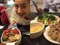 林依晨當賢妻樂秀廚藝 「碗裡的飯」竟讓粉絲淚奔惹