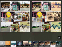 《Fuzel Collage》照片拼貼與動畫一次搞定!