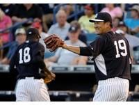 MLB/田中將大2015初登板 王建民新東家完全低頭