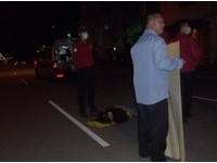 老婦穿越馬路送飯被撞死 家屬控「路很直應該能看到」