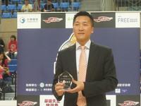快訊/生涯第6座「年度最佳教練」 許晉哲拚奪冠封王