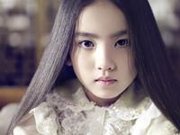 美麗佳人/9歲上巴黎時裝週!空靈絕美中國童模─繡球