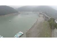 新進雨量夠撐一周 石門水庫水位升破220公尺