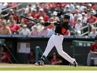 MLB/馬林魚又瘋了 與外野手耶里奇簽7年合約