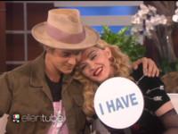 瑪丹娜自爆小賈斯汀是「新男友」 頭靠頭甜蜜爆表